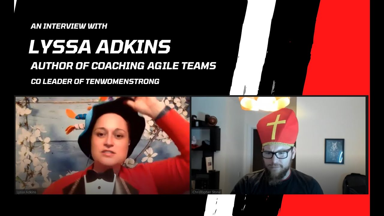 An interview with Lyssa Adkins - Author of Coaching Agile Teams