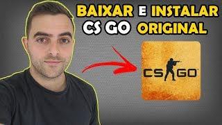 CS:GO Original - Baixar e Instalar (Pela Steam)