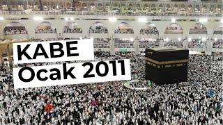 Kabe - Kaaba Ocak 2011