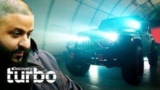 Los detalles que asombraron a DJ Khaled | Autos únicos con Will Castro | Discovery Turbo