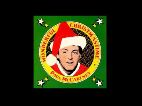 Wonderful Christmastime - Paul McCartney (Audio) Mp3