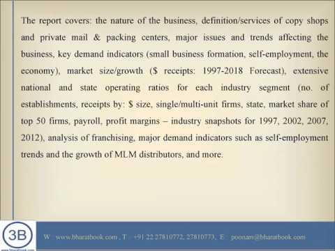 U.S. Private Mail Centers & Copy Shops