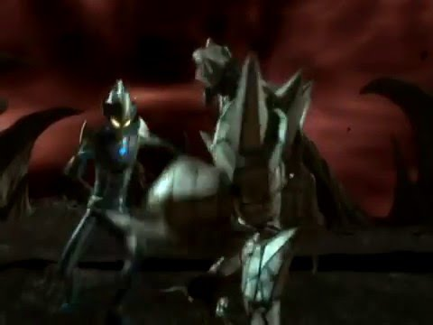 Ultraman Mebius Ghost Rebirth Music Video