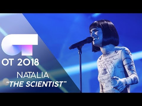 THE SCIENTIST  - NATALIA | GALA 10 | OT 2018