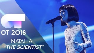 """THE SCIENTIST"" - NATALIA 