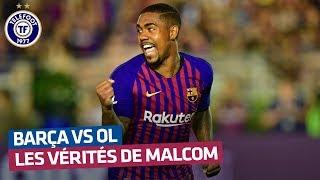 FC Barcelone - Lyon :
