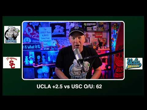 UCLA vs USC 12/12/20 Free College Football Picks and Predictions CFB Tips