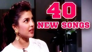 Krrish 3 - Priyanka Chopra talks about her 40 Songs & 8 movies