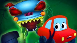 Run Little Red Car | Cartoons For Children by Kids Channel