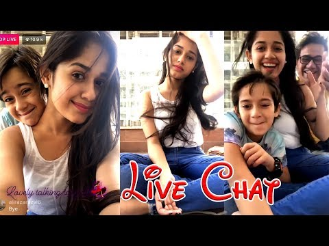 Jannat Zubair New Full HD Live Chat with Bro and Dad || New 2018 Must Watch || Without Comments