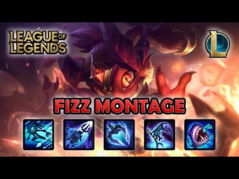 FIZZ MONTAGE - One Shot | Little Devil Fizz Skin | League of Legends