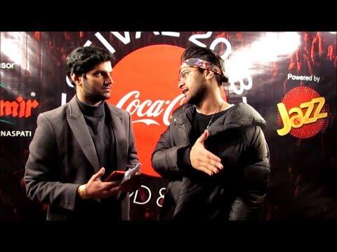 Haider Rifaat Interviews Asim Azhar (2019)
