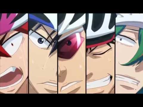 Yowamushi no pedal the movie (funny scene)