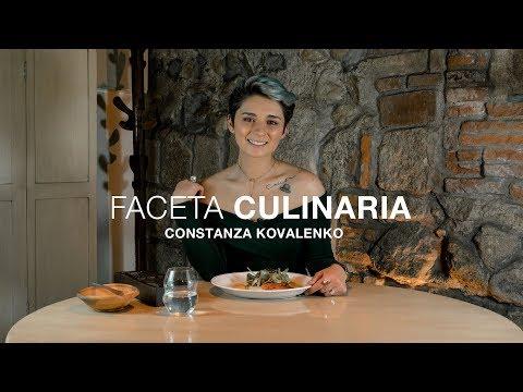 Faceta culinaria / Constanza Kovalenko