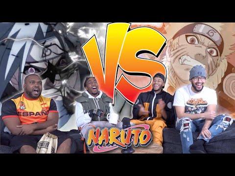 Naruto vs Sasuke Finale Naruto 132 133 & 134 REACTIONREVIEW