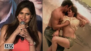Sharman & Zarine Talk About Their Sex Scene In Hate Story 3