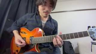 ギタースケールの正しい覚え方、使い方。ただ音を並べるだけでは駄目です 【アドリブソロレッスン】 thumbnail