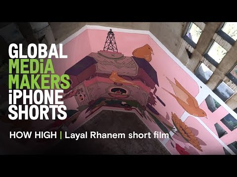 Layal Rhanem short film - shot on iPhone | HOW HIGH | Global Media Makers
