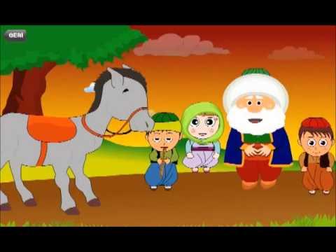 Masal Nasreddin Hoca Parayı Veren Düdüğü çalar Youtube