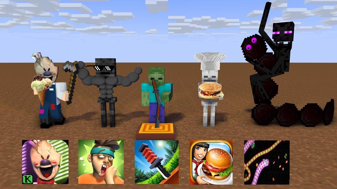 Monster School : Best Epic Episode - Minecraft Animation