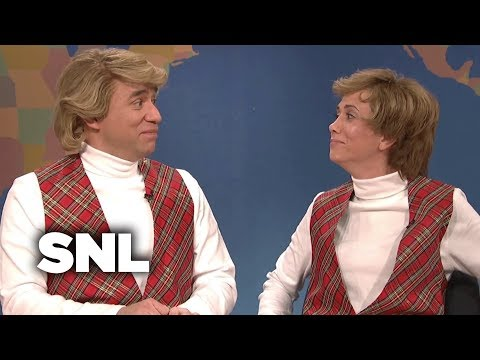 Weekend Update: Garth And Kat Sing Christmas Songs (Dress Rehearsal) - SNL