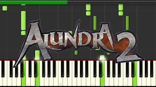 The Legend of Alundra - Klines Nightmare (Piano)