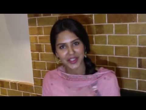 Sonam Bajwa's Interview | Punjab 1984 | Nikka Zaildar 2, Super Singh, Manje Bistre