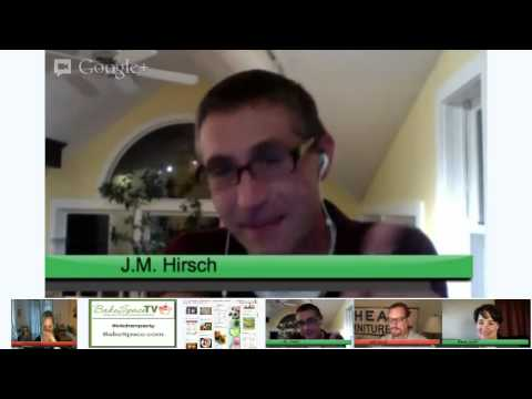 Kitchen Party Food Chat w/ J.M. Hirsch (Food Editor, The Associated Press)