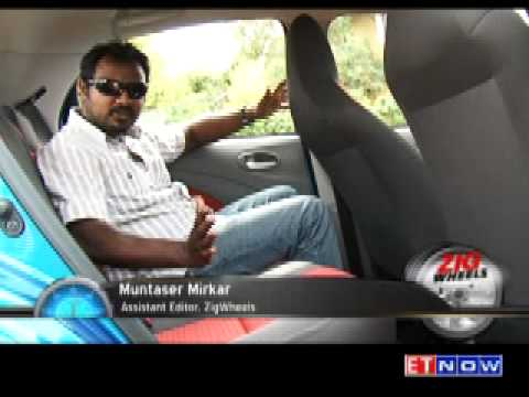 Zig Wheels - Toyota Etios Liva - Road Test