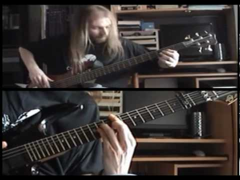 Opeth - By The Pain I See In Other (multiple cover by Jo)