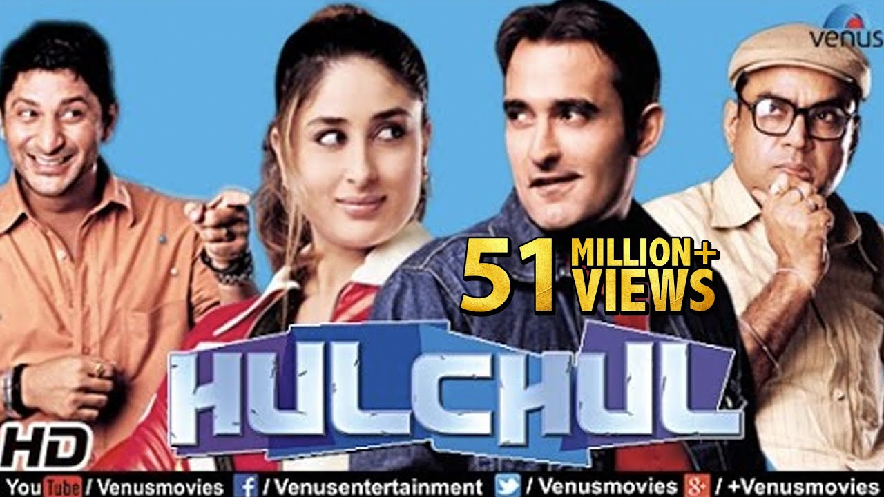 Download Hulchul | Hindi Movies 2016 Full Movie | Akshaye Khanna | Kareena Kapoor | Bollywood Comedy Movies