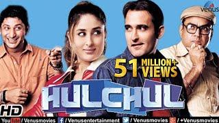 Hulchul   Hindi Movies 2016 Full Movie   Akshaye Khanna   Kareena Kapoor   Bollywood Comedy Movies