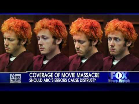 How the media covered the Colorado massacre