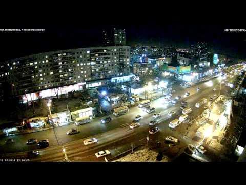 Взрыв ларька в Челябинске 11.03.2016 г.