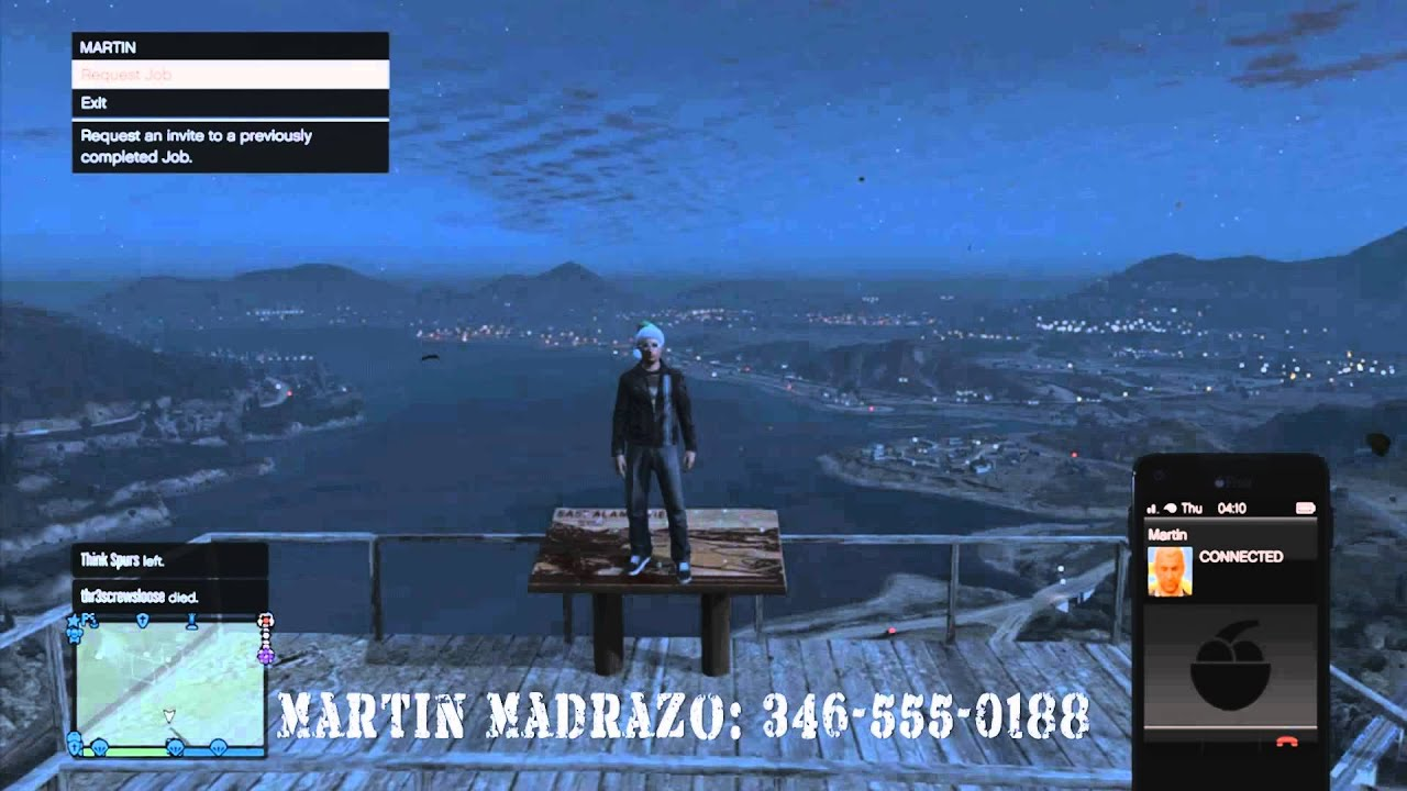 GTA 5 Online: FULL LIST All Phone Numbers and Call Notes *Spoilers ...