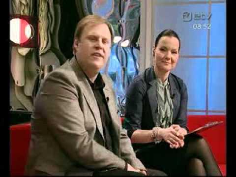 Eldar & Nigar (Azerbaijan) - Running Scared @ Terevisioon, ETV, Estonia