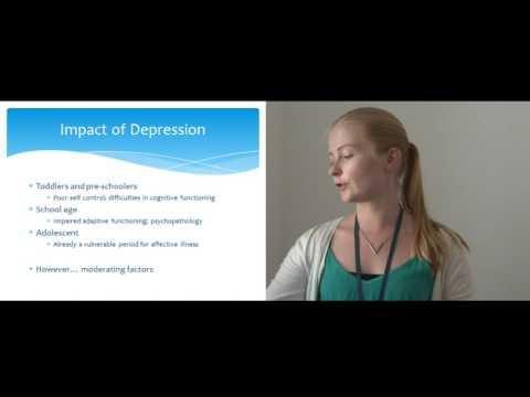 Parental Mental Health and Child Development