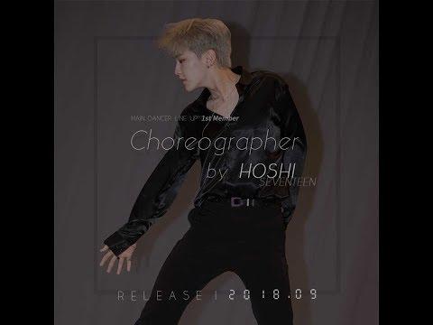 "[Deaser] ""NEW Choreographer by HOSHI"" (메댄즈 : 호시)"