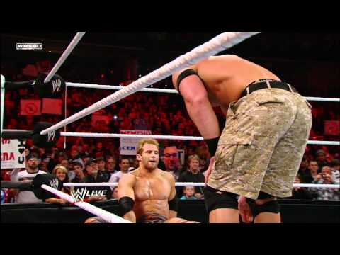 Raw -  Cena, Big Show & Ryder vs. Kane, Mark Henry & Jack Swagger thumbnail