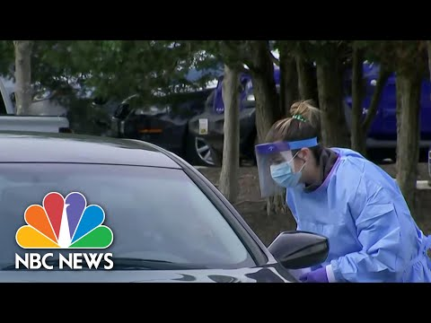 Coronavirus: New York Looks To Expand Testing, Hard-Hit States See Surge In Cases   NBC Nightly News