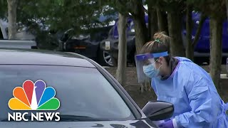 Coronavirus: New York Looks To Expand Testing, Hard-Hit States See Surge In Cases | NBC Nightly News