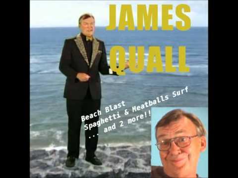 James Quall - Beach Blast (Surf Cover)