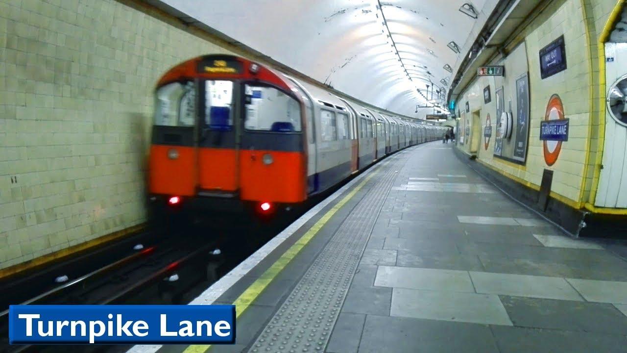 turnpike lane piccadilly line london underground. Black Bedroom Furniture Sets. Home Design Ideas