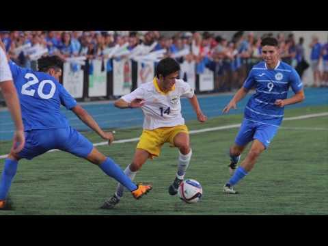 Antoine PRECHEUR #14 - UMKC Men's soccer - NCAA1 / WAC - 2016 - Highlights