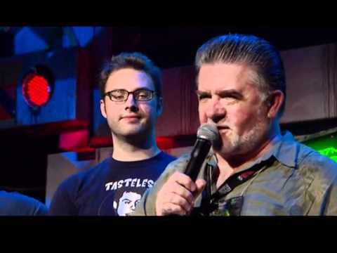 BlizzCon 2010  Starcraft II  Voice Actors Part 12
