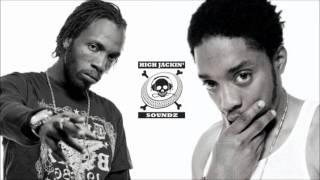 Laza Morgan - One by one ft.Mavado, Snoop & Wiz Khalifa (Dancehall Hip Hop RMX) High Jackin