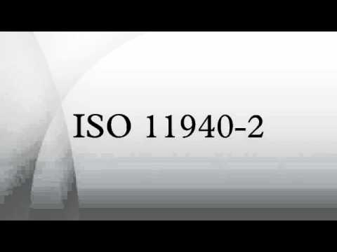 ISO 11940-2