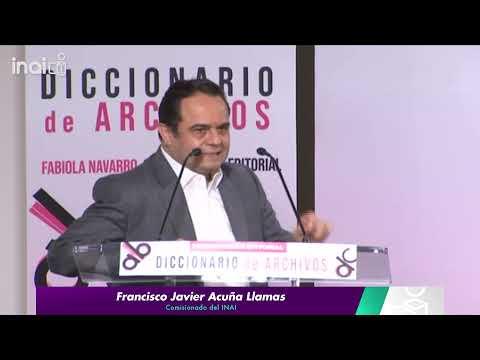 #INAIalMomento FJALL - Presentación del Diccionario de Archivos