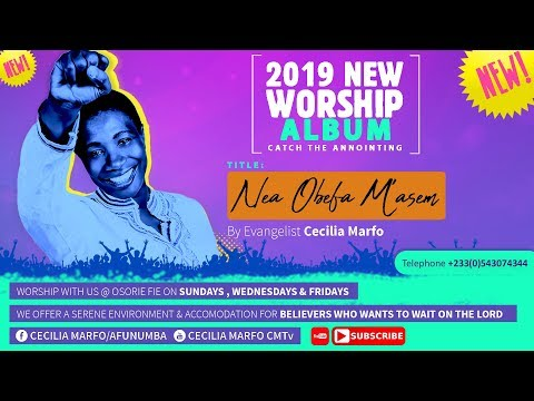 cecilia-marfo-new-worship-album-2019