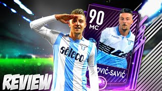 REVIEW MILINKOVIC-SAVIC | A VOLTA DAS REVIEWS - FIFA MOBILE 2019